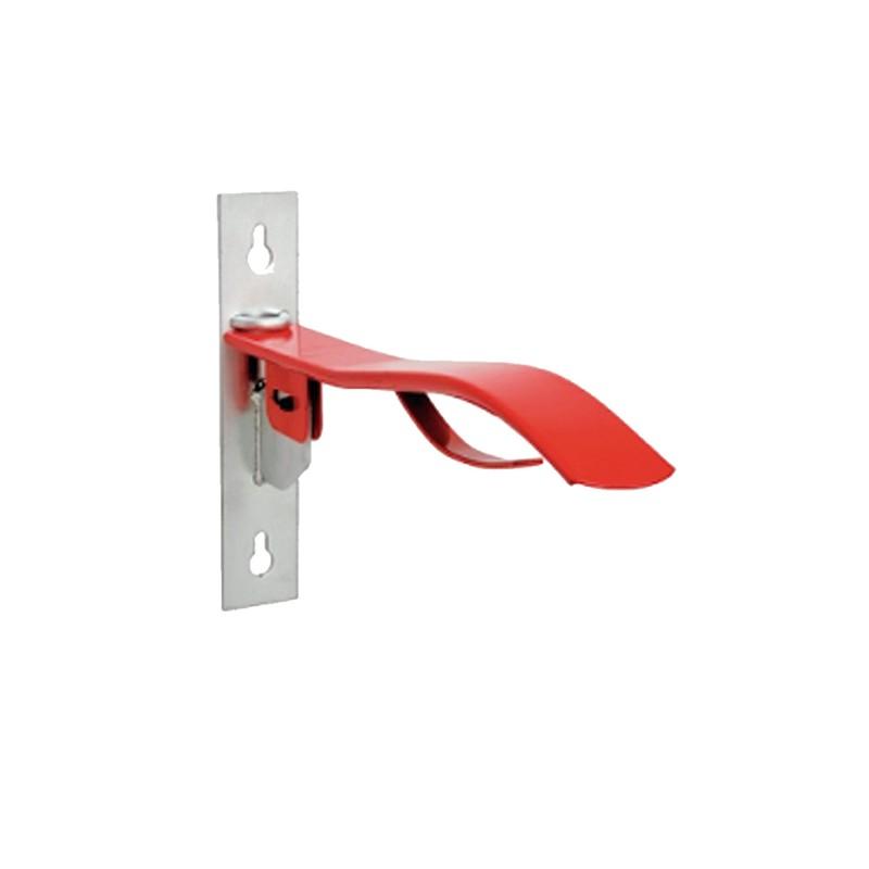 Monturero hierro de pared plegable barra plana