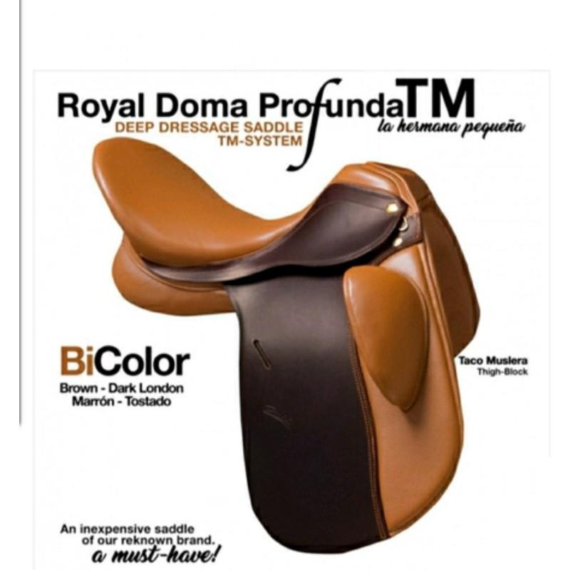 Zaldi Royal BICOLOR  con TM SYSTEM