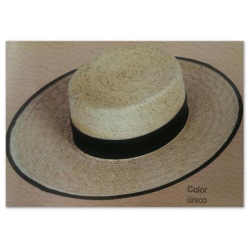 Sombrero cañero Palma Natural