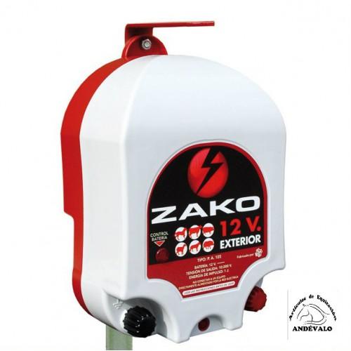 Pastor mod. Zako Zero