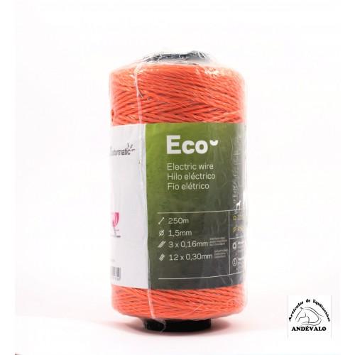 Hilo de pastor electrico naranja pastormatic ( 250 metros )