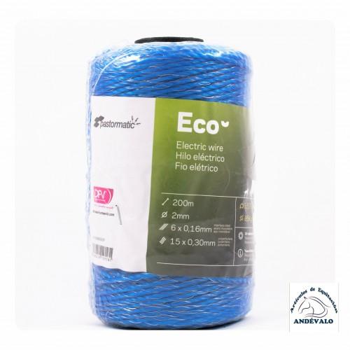 Hilo de pastor electrico azul pastormatic ( 200 metros )